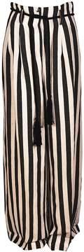 Brand Unique Loose Stripe Trousers