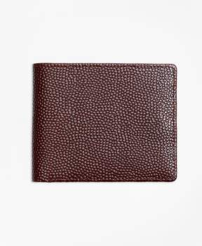 Brooks Brothers Leather Wallet