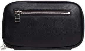 Christopher Kon Black Madison Leather Wallet