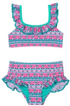 Hula Star Toddler Girl's Bff Two-Piece Swimsuit