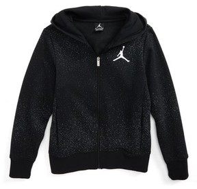 Jordan Boy's Flight Zip Hoodie