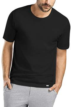 Hanro Living Crewneck Short Sleeve Tee