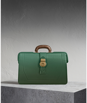 Burberry The DK88 Doctor's Bag with Alligator
