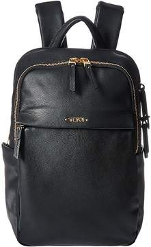 Tumi Voyageur Leather Daniella Small Backpack Backpack Bags