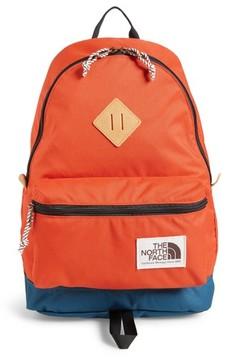 The North Face Boy's Berkeley Backpack - Orange