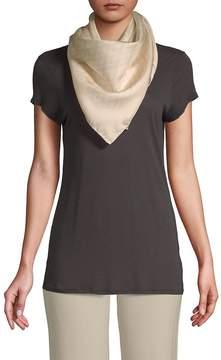Valentino Women's Printed Silk Scarf