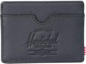 Herschel Supply Charlie RFID Leather Wallet - Men's