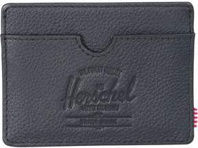 Herschel Supply Charlie RFID Leather Wallet - Men's
