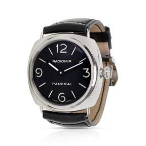 Panerai Radiomir Black Dial Men's Watch