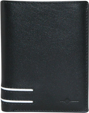 JCPenney Buxton Luciano RFID Bi-Fold Leather Wallet