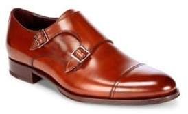 To Boot Leather Double Monk-Strap