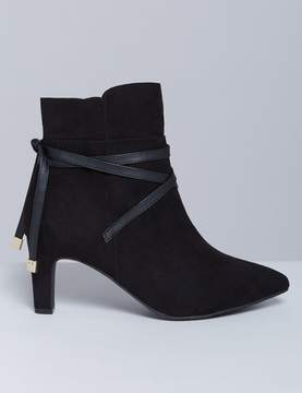Lane Bryant Strappy Ankle Boot
