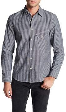 Joe's Jeans Ty Woven Regular Fit Shirt
