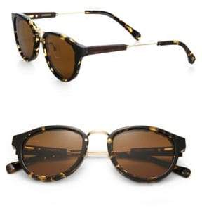 Shwood Ainsworth Round Sunglasses