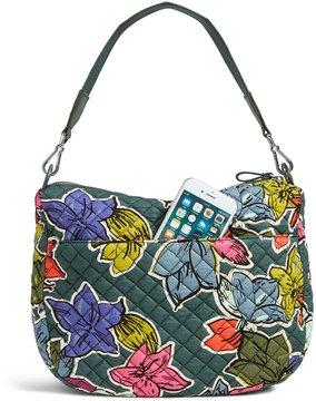 Vera Bradley Carson Shoulder Bag - FALLING FLOWERS - STYLE