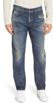 Hudson Men's Hunter Straight Fit Jeans