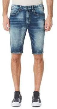 Buffalo David Bitton Parker-X Denim Shorts