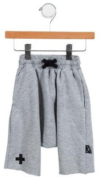 Nununu Boys' Knit Harem Shorts