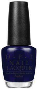 OPI Nail Lacquer, Light My Sapphire.