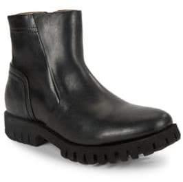 Diesel Sherlok Leather Boots