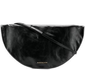 L'Autre Chose half circle clutch bag