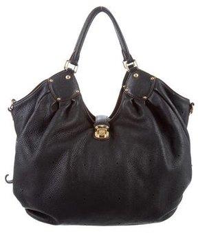 Louis Vuitton Mahina XL Hobo - BLACK - STYLE
