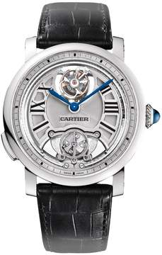 Cartier Rotonde de Minute Repeater Flying Tourbillon Men's Watch