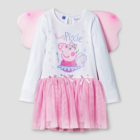 Peppa Pig Toddler Girls' Tutu Dresses - Pink