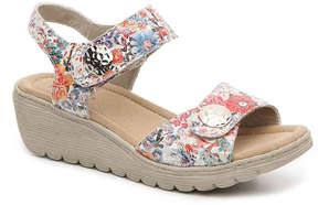 Spring Step Women's Luisella Wedge Sandal