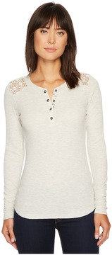 Ariat Dunton Henley Women's Clothing