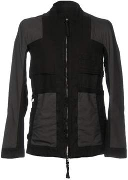 11 By Boris Bidjan Saberi Jackets