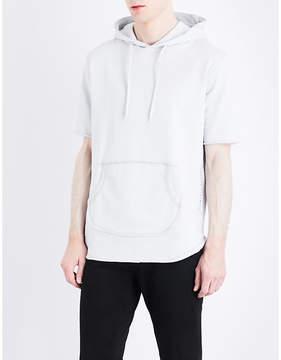 Criminal Damage Baller cotton-jersey hoody