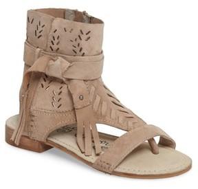 Naughty Monkey Women's Cochise Flat Sandal