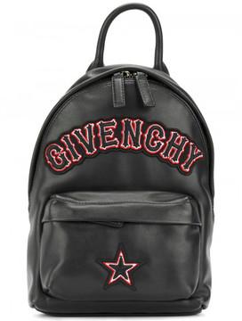 Givenchy gothic logo nano backpack