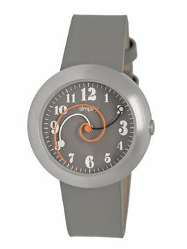 Simplify The 2700 Collection SIM2703 Unisex Stainless Steel Watch with Leather Strap