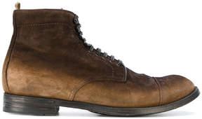Officine Creative gradient boots