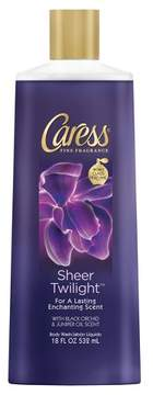 Caress® Sheer Twilight Black Orchid & Juniper Oil Scent Body Wash - 18 oz