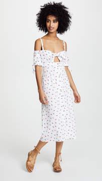 Bec & Bridge Cherry Pie Midi Dress