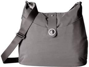 Baggallini Helsinki Silver Handbags