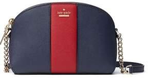 Kate Spade Cameron Street Racing Stripe - Hilli Leather Crossbody Bag