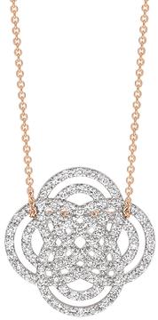 ginette_ny Mini Diamond Purity Necklace