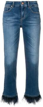 Cambio cropped jeans