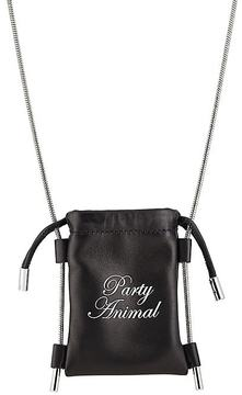 Alexander Wang Women's thedrop@barneys: Pouch On Chain Necklace