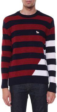 Kitsune Striped Sweater
