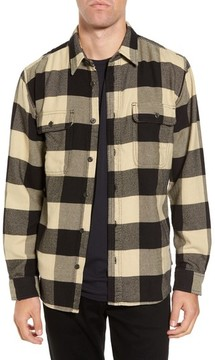 Filson Men's 'Vintage Flannel' Regular Fit Plaid Cotton Shirt