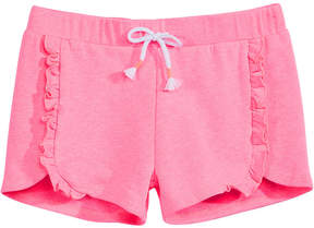 Epic Threads Big Girls Ruffle-Trim Dolphin Shorts, Created for Macy's