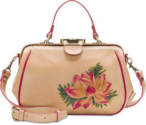 Patricia Nash Painted Lilly Grachhi Satchel