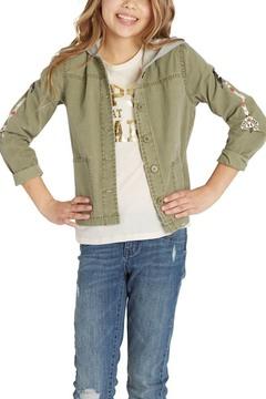 Billabong Arrow Up Utility Jacket (Big Girls)