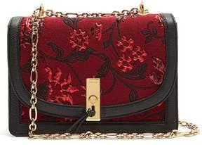 Altuzarra Ghianda floral-brocade shoulder bag