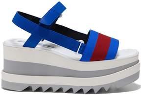 Stella McCartney Elyse Wedge Sandals